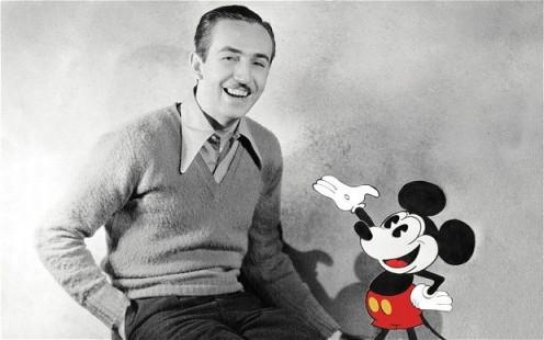 Walt Disney - famous Sagittarius