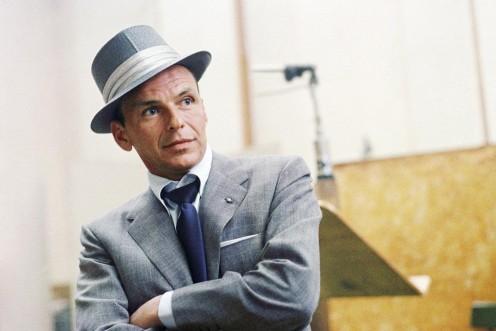Frank Sinatra - famous Sagittarius