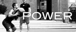 Training for Power: Plyometric Training