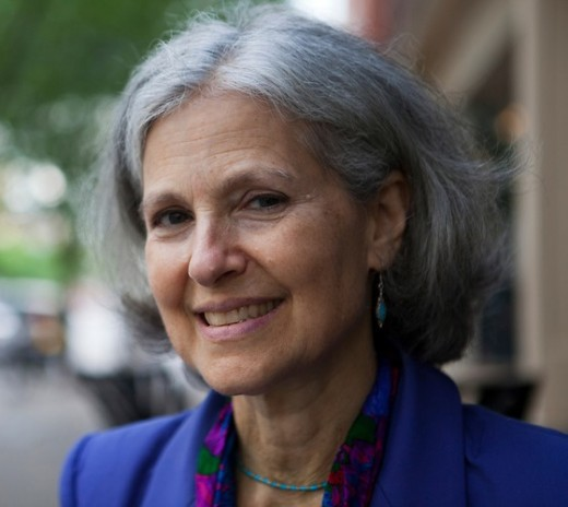 Jill Stein - Green Party Candidate, 2016