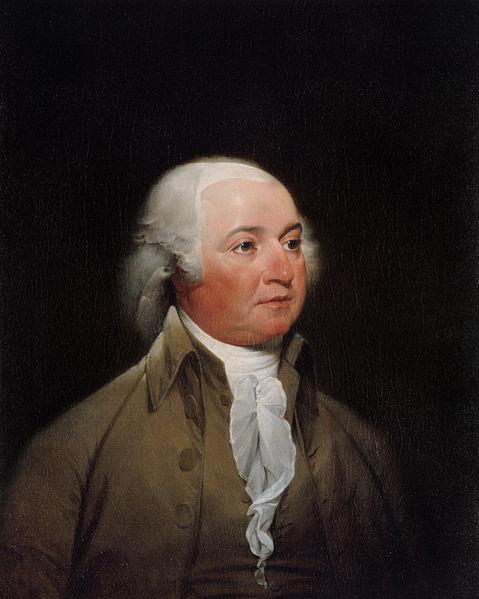 John Trumbull [Public domain], via Wikimedia Commons