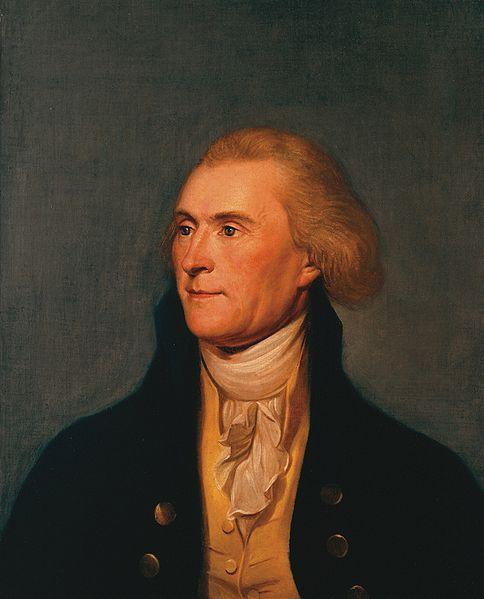 Charles Willson Peale [Public domain], via Wikimedia Commons