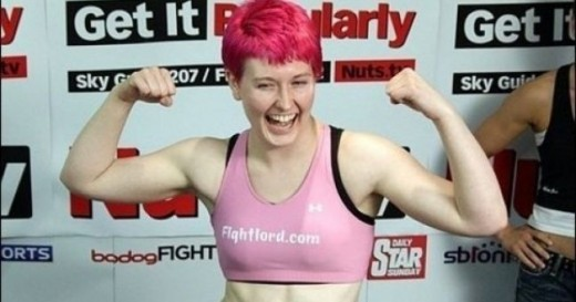 Aisling Daly - mma female fighters - mma fighter