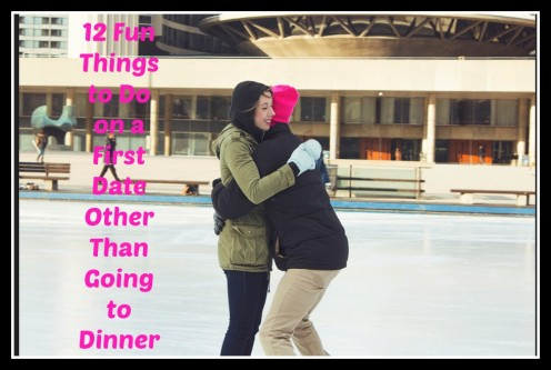 12 Fun Things to Do on a First Date Other Than Dinner