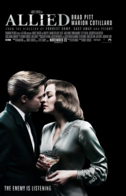 Allied: a preview with no spoilers...