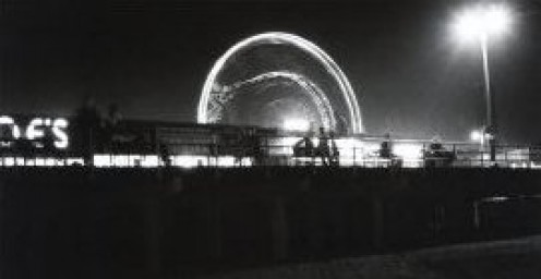 Coney Island during World War II.