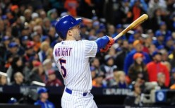 What can we expect from David Wright in 2017?  And when he's done, will he be joining Seaver and Piazza in the HOF?