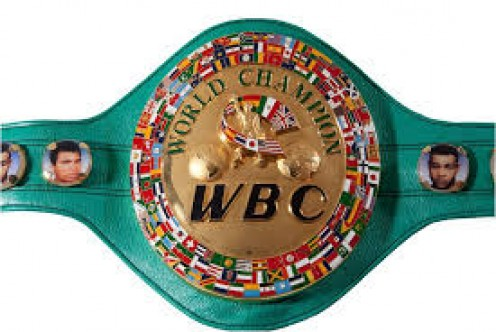 The WBC is located in Mexico and it is one of 4 main championships in each boxing division. The other titles are the WBA, IBF and the WBO.