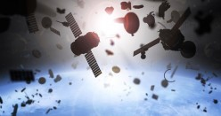 Space debris: required cleaners