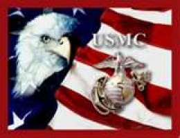 Thank You USMC for always being the first to rush into harm's way. Semper Fi