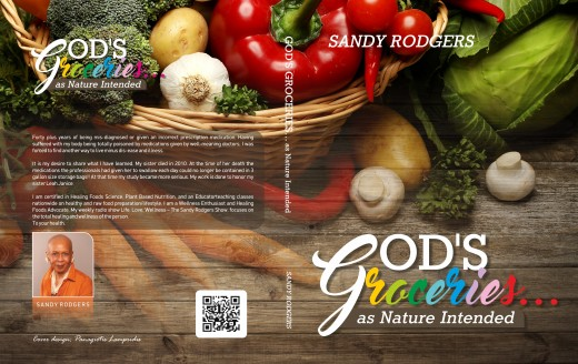 A book of Wellness and Foods that impart health and better food choices.