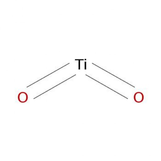 Titanium Dioxide Structure