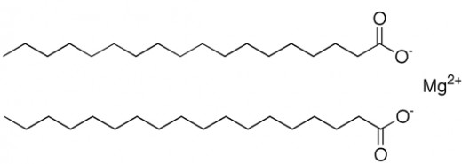 Magnesium Stearate Structure