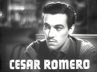Cesar Romero movie trailer