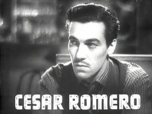 Cesar Romero movie trailer