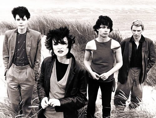 Siouxie and the Banshees pioneered Goth look