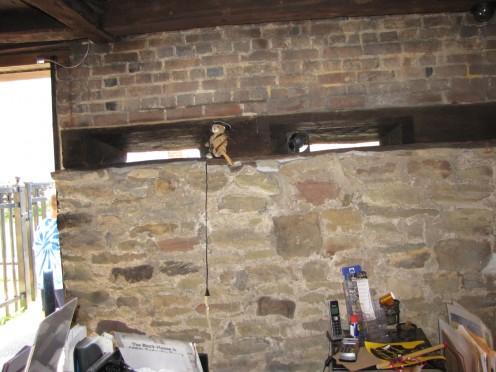 Gun Loopholes Fort Pitt Block House