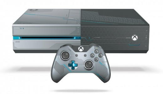 Halo 5 Limited Edition Xbox One Console