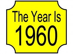 Library of Top Ten Music Hits with Videos for the Year 1960