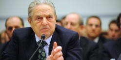 George Soros, An International Gangster