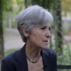 Why do you think Jill Stein is requesting recounts for the presidential election in WI, MI and PA?