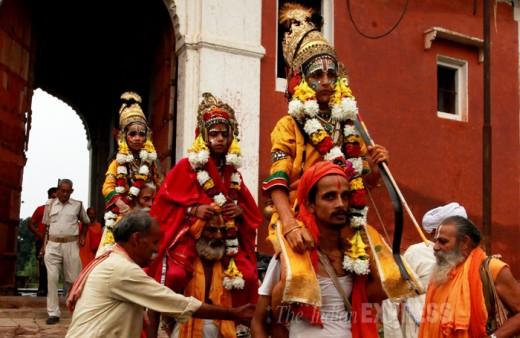 Ramnagar Ramlila (Varanasi), Uttar Pradesh