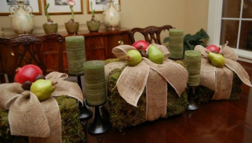 41 Outstanding Moss Craft Ideas