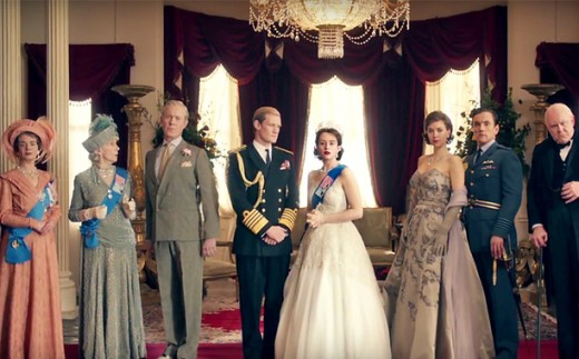 Costume designers are critical in telling stories that happened a long time ago, like Netflix's The Crown.