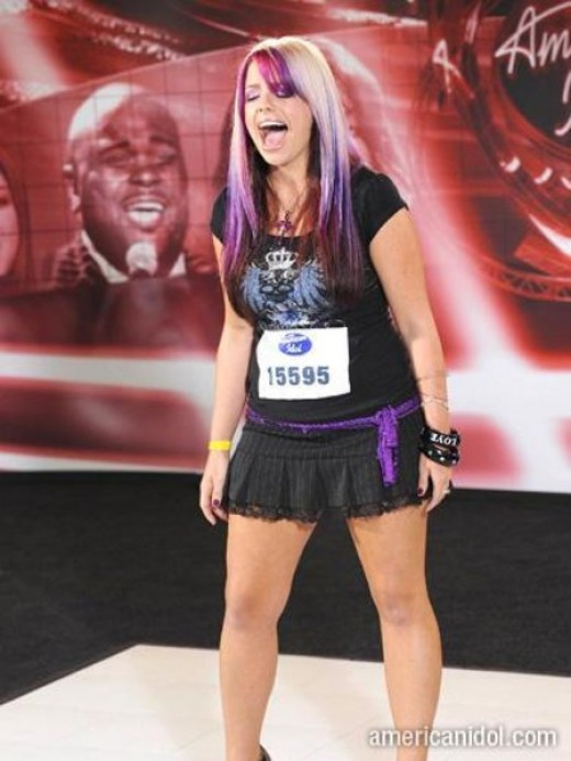 "Former student Kristin McNamara does well on television show ""American Idol."""