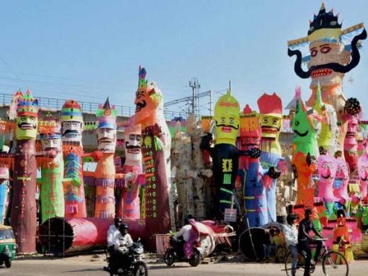 Kanpur Dasara, Uttar Pradesh
