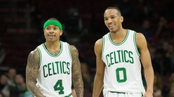 The Tacoma Two-Some: The Elevated Play of The Celtics Backcourt
