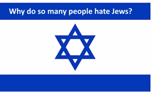 Why do so many people hate Jews? It's a historically memory perpetuated by the Catholic Church.