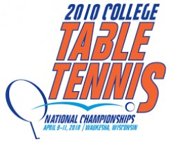 Table Tennis has a College National Championship every single year.