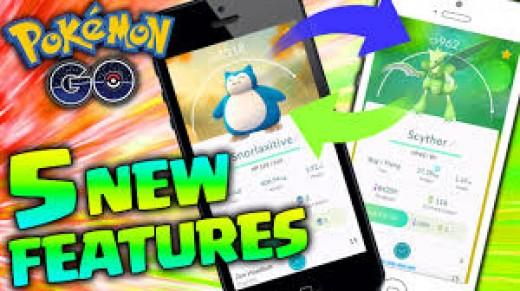 5 Updates That Will Change Pokemon Go gaming!