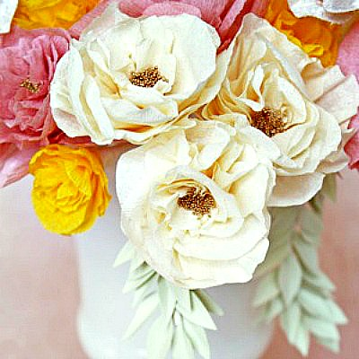 32 Outstanding Crepe Paper Craft Ideas Hubpages