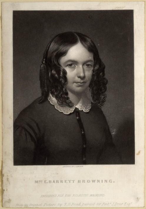 Elizabeth Barrett Browning's Sonnet 20