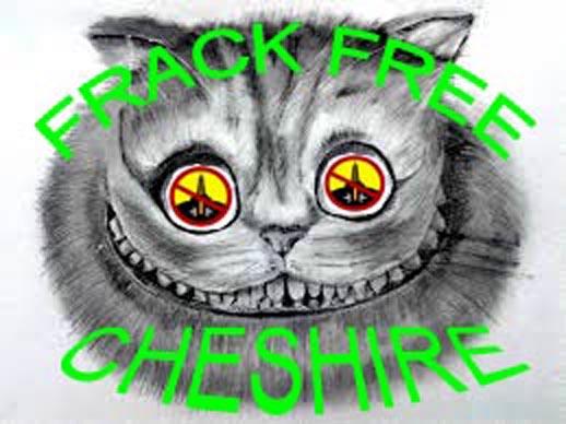 Frack Free Cheshire Logo