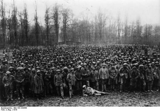 Portuguese prisoners of war