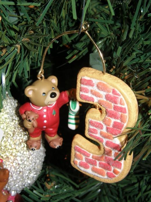 Baby's third Christmas