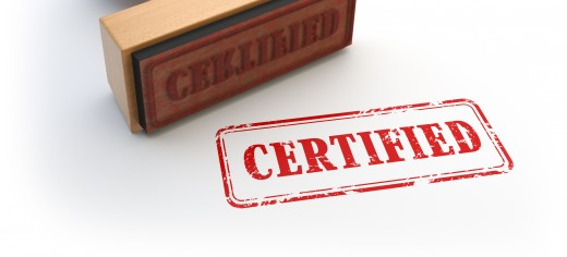 Obtaining Business Certifications