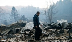 Tennessee Wildfire Continues to Rage