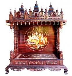 Pooja (Puja) II - Items at an altar