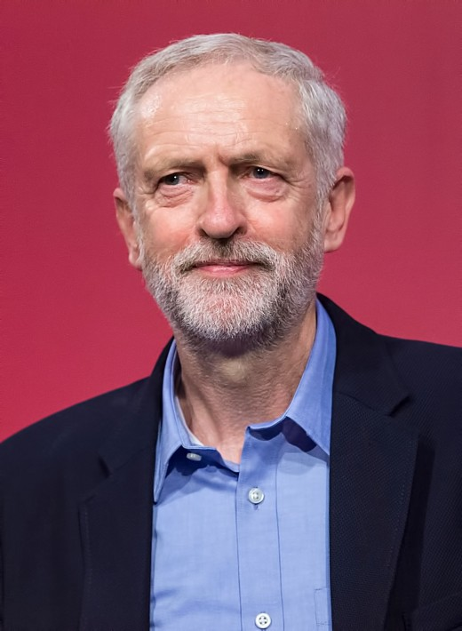 Labour leaderJeremy Corbyn