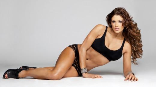Former WWE Diva Eve Torres