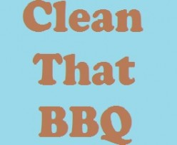 Cleaning Tips for the Barbecue