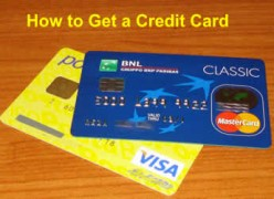 How to Get Your First Credit Card