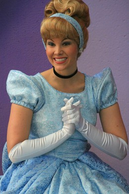 Enjoy a meal with a Princess at Disney's Magic Kingdom Cinderella's Royal Table Restaurant