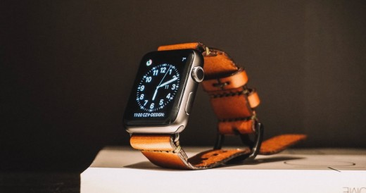 Leather bands can also be a good choice.