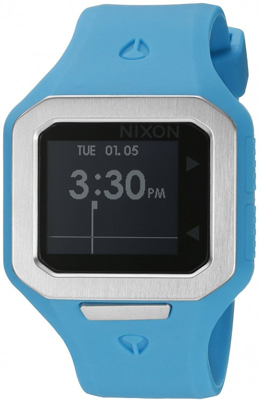 'Super Tide' Watch from Nixon