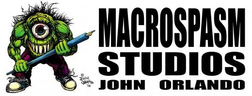 John Orlando's Studio